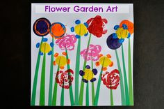 Flower gardens are such a beautiful sight in spring and summer. I'm sharing a tutorial over at PBS Parents showing you how simple it is to make this Flower Garden Art masterpiece. This project would go perfect with the book Planting a Rainbow Garden by Lois Ehlert. It's one of our personal favorites! Follow I …