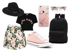 """""""Spring has sprung"""" by iluvpie1233 on Polyvore featuring River Island, Converse, Vans, Lack of Color, Jimmy Choo and springhassprung"""