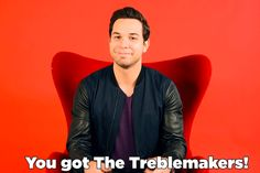 """I got The Treblemakers! Which """"Pitch Perfect"""" A Capella Group Are You?"""