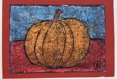 Pumpkin, Vegetables, Painting, Food, Art, Art Background, Pumpkins, Painting Art, Essen