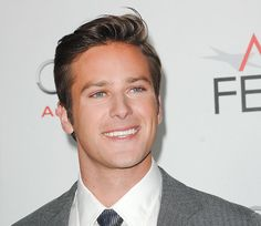 "Armie Hammer: Played Prince ""Charming"" on Mirror Mirror and rightfully so"