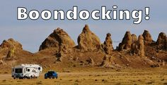 Boondocking Related Articles During the last few snowbird winters, we have found ourselves exploring the US SouthWest region. We've discovered there are many beautiful and free or very cheap places to dry camp (AKA Boondock). We love the awesome scenery, wide open spaces and have each year embraced boondocking more and more. Here is an archive of all my boondocking related articles with many containing video clips. Some are howtos, tips and tricks and reviews. Others are detailing the many…