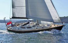 Rustler 44 by Rustler Yachts, via Flickr