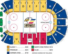 Fall winter check out a colorado eagles hockey game next door at