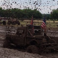 Mud boggin!  Good redneck fun!