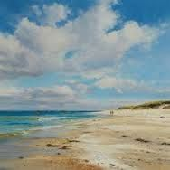 Image result for contemporary beach paintings