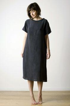 Louise Dress / 100% Silk / Base Range