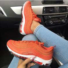 UA nike air max 97 mens and womens shoes sneakers 2018 for sale online outlet Sneakers Mode, Sneakers Fashion, Shoes Sneakers, Sneakers Adidas, Nike Air Max, Cute Shoes, Me Too Shoes, Baskets Nike, Basket A Talon