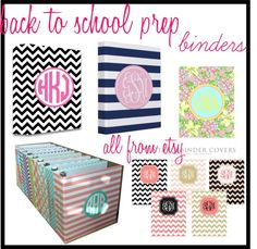 An essential for anyone in school in order to stay organized is a binder! I am a big fan of binders and I usually purchase one for each o...