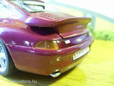 Porsche 911 Turbo (996)- Anson 1:18 ritkaság - 501 Ft - Nézd meg Te is Vaterán - Autó, busz - http://www.vatera.hu/item/view/?cod=2117505467