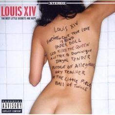 Louis XIV Album Cover - I love this album!  Get it!