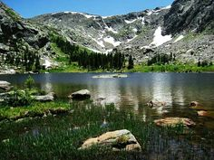 Timber Lake Trail - Rocky Mountain National Park