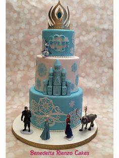 Frozen birthday cake ideas - goodtoknow