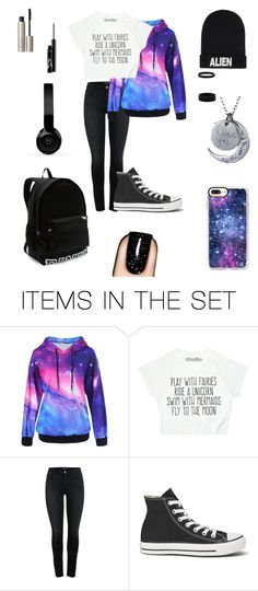 """Untitled #87"" by mooeystache on Polyvore featuring art"
