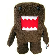 Domo Plush L, $34, now featured on Fab.
