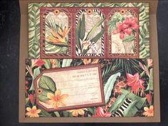 G45 Kits - Vol 07 - 2020 Beautiful Roses Bouquet, Red Rose Bouquet, Bouquet Flowers, Black Architecture, Travel Album, Safari Adventure, Mini Album Tutorial, Adventure Photos, Interactive Cards