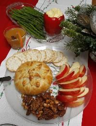 Gatherings - Appetizers make Christmas Eve easy