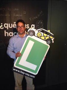 ALI GOHAR!!! #hoyvoy #autoescuela #granollers