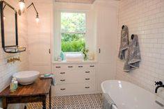 Beanstalk Bungalow | Bathroom | Fixer Upper