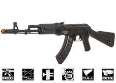 Elite Force RS-KP Full Metal AK AEG Rifle Airsoft Gun