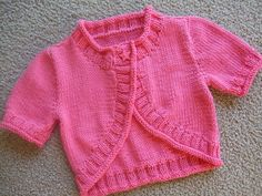 Little Girls bolero