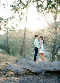 Photography: Jose Villa Photography - josevilla.com Read More on SMP: http://www.stylemepretty.com/2015/08/20/romantic-elegant-santa-ynez-engagement/