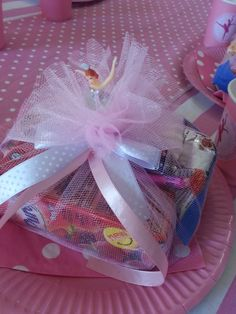 Ballet party packs