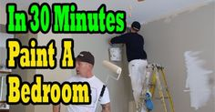 These painting tricks will dramatically transform any room—in just 30 minutes!