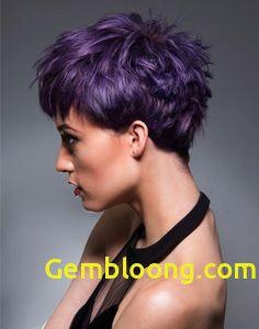 44+ Purple short hair styles trends