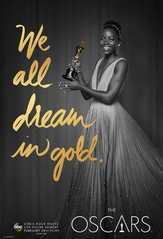 Lupita Nyong'o in The Oscars (2016)