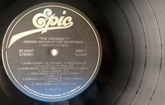 Various Artists The Goonies Original Motion by ThisVinylLife