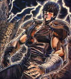 fight of the north star kenshiro - Google Search