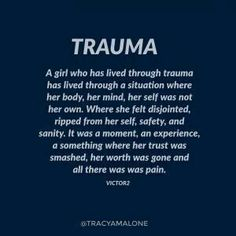 When you love a girl who has been through trauma - Single Mothers Quotes - Ideas of Single Mothers Quotes - When you love a girl who has been through trauma. Survivor Quotes, Abuse Survivor, Rose Hill Designs, Trauma Quotes, Emotional Abuse Quotes, Child Abuse Quotes, Verbal Abuse Quotes, Codependency Quotes, Victim Quotes