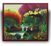 Catherine Musnier peintre art naif