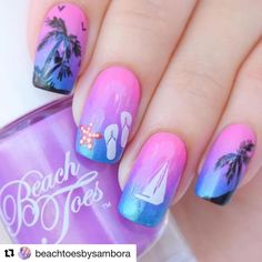 Gorgeous Nail Design
