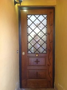 Porta ferro battuto e vetro cerca con google idee per for Stili di porta d ingresso per case di ranch