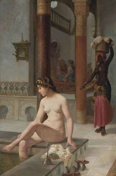 The Turkish Bath by Vincent Stiepevich