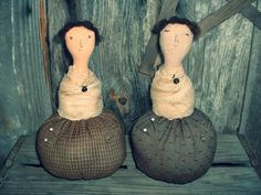 Daughternature Primitive Folk Art