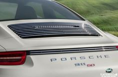 Porsche celebrates 50 years of the 911 with exclusive limited edition model #porsche