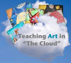 """Teaching Art in """"The Cloud""""   Video tutorial on using Evernote to organize and plan lessons."""