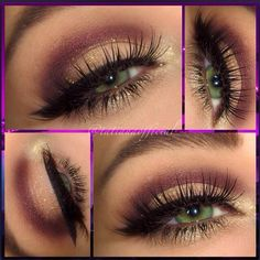 Soon nice for green eyes