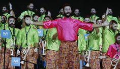 Grupo Mascarada Carnaval: Zeta Zetas avantajó en casi medio punto a Mameluco...