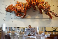 Dine with art at Proof on Main | Louisville, KY