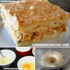 Quiche, Cake Boss, Apple Pie, Lasagna, French Toast, Food And Drink, Breakfast, Ethnic Recipes, Desserts