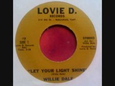Willie Dale- Let your light shine Rare Funk Breaks
