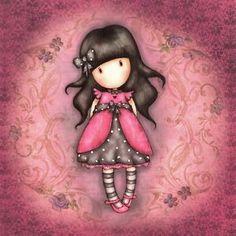 Carte-Gorjuss-Ladybird-Vintage-Rose