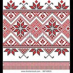 Norwegian Cross Stitch Patterns - Bing Images