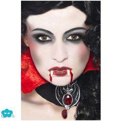 Set de maquillaje vampiro