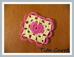 'Tita Carre' Tita Carré - Agulha e Tricot : Crochet com amor de mãe de Quintana para filha