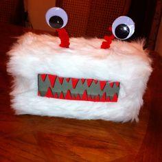 Valentine's Day monster box
